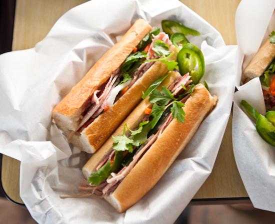 Baguette House - Special Combination Sandwich