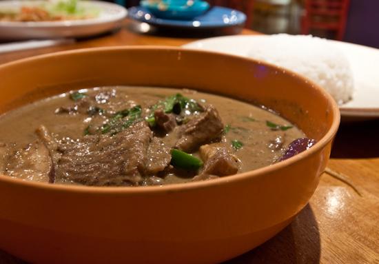 Madam Mam's - Mam's Special Keow Wan Beef Curry