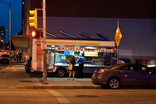 Chi'Lantro Korean BBQ Taco Truck