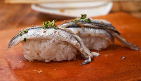 Uchiko - Boquerones Sushi