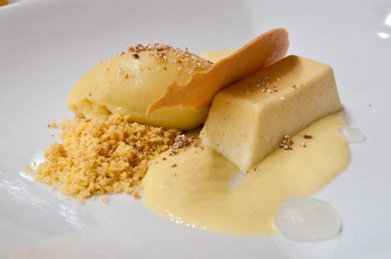 Uchiko - Sweet Corn Sorbet