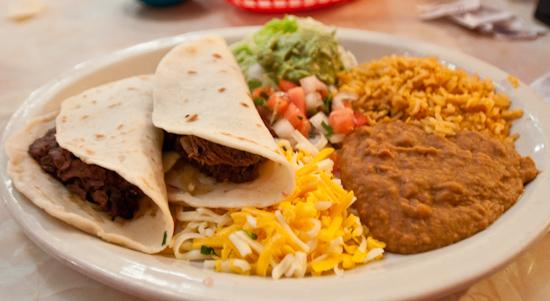 Chuy's - Tacos Al Carbon