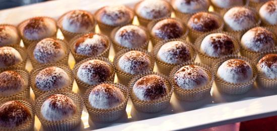 Austin Cake Ball - Tiramisu Cake Balls