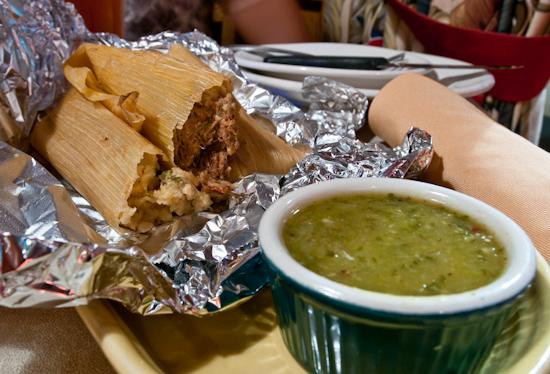 Pappasito's Cantina - Tamales