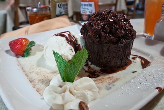 Pappasito's Cantina - Chocolate Capirotada