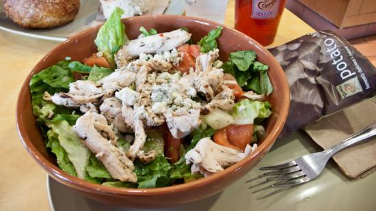 Panera Bread - Cobb Salad