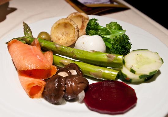 Fogo de Chao - Salad Plate