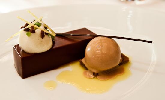Le Bernardin - Chocolate-Chicory