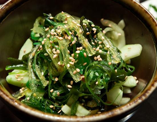 Origami - Seaweed Salad
