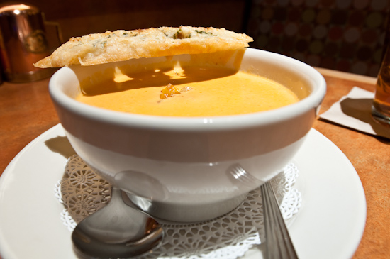 Nordstrom's Cafe Bistro - Crab Bisque