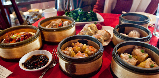 Chinatown Restaurant - Dim Sum