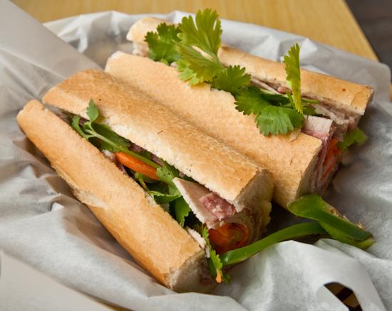 Baguette House - Special Combination sandwiches