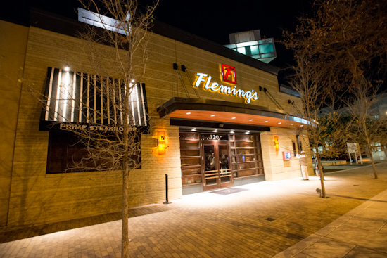 Fleming's Exterior